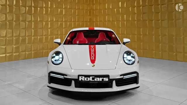 视频:2021 保时捷 911 Turbo S 650马力,800牛米,百公里加速2.8秒