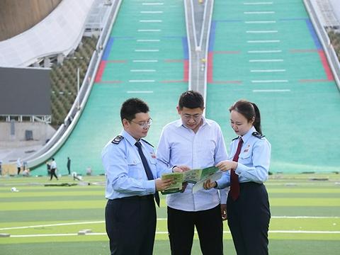 河北省税务部门全力支持北京冬奥会和冬残奥会筹办