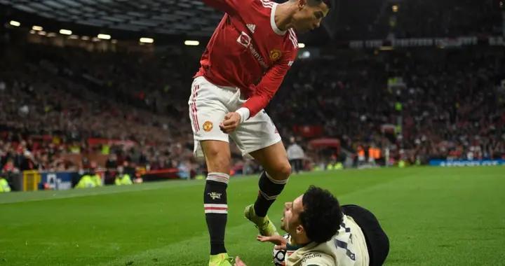 双红会C罗引冲突!曼联真要打架都打不赢,科纳特看到弗雷德笑了