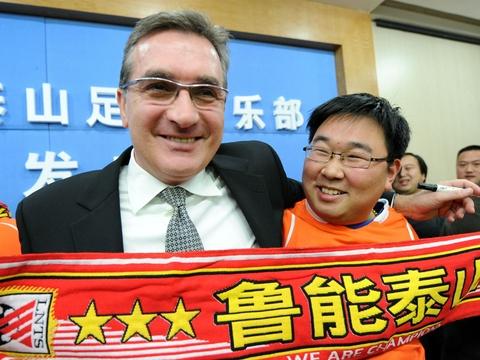阿曼主帅称不赢国足就辞职 曾率山东鲁能拿下中超冠军