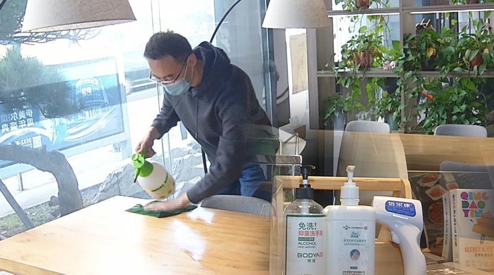 防控疫情丨青岛餐饮住宿行业严格落实防疫措施