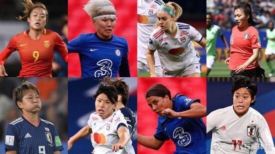 亚足联公布2020最佳女足球员候选:中国唐佳丽吴海燕入选