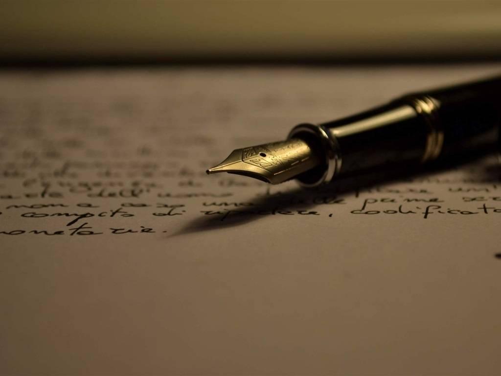 草堂读诗|朗诵:赵雪松《写字》《故乡》