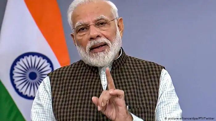 莫迪:印度要拯救世界图片