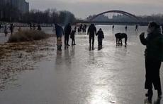 严禁东昌湖、运河滑冰游玩!聊城市旅发集团致全体市民的一封信