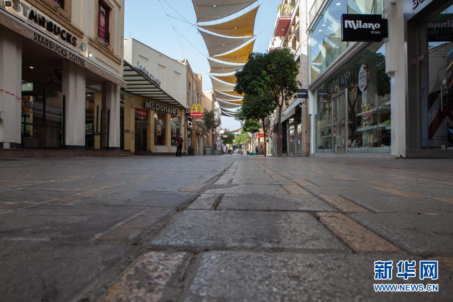 """塞浦路斯再次实施全国""""禁足""""措施"""