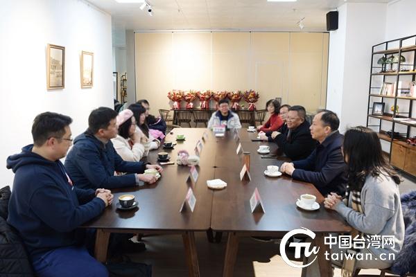广西师范大学举行台籍教师新年座谈会