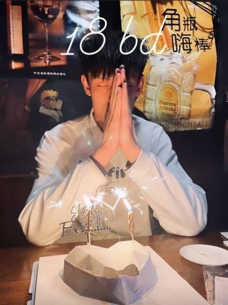 祝福小将曾凡博18岁生日快乐