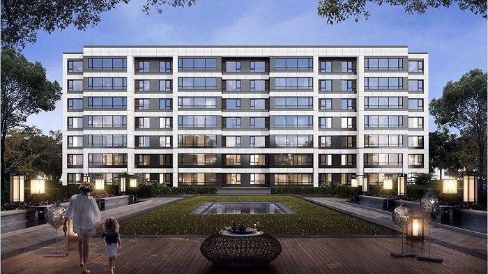 拿地仅70天,孔雀城G81规划拟建22栋低密洋房