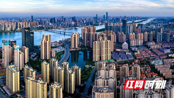 湖南湘江新区:逆势上扬 跑出高质量发展加速度