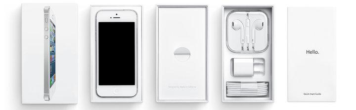 苹果设计了开箱的快感