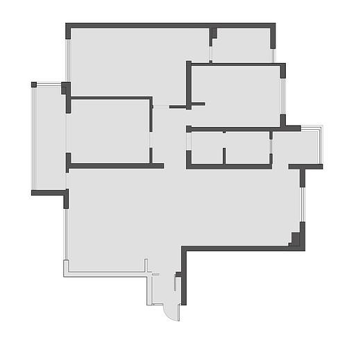 【实景案例】150㎡简欧风格,精致的设计让家里熠熠生辉