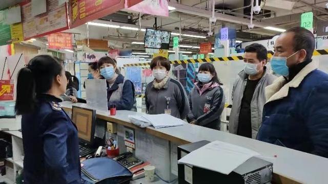 陕西咸阳市秦都区市场监管局开展特殊食品安全管理人员监督抽查考核