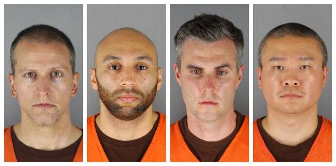 美国法官命令弗洛伊德案主犯单独受审 多名检察官反对