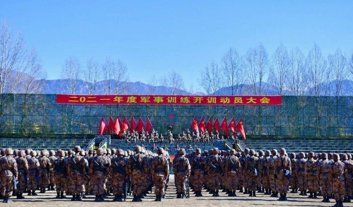锤炼尖刀铁拳 西藏军区某旅开启练兵热潮