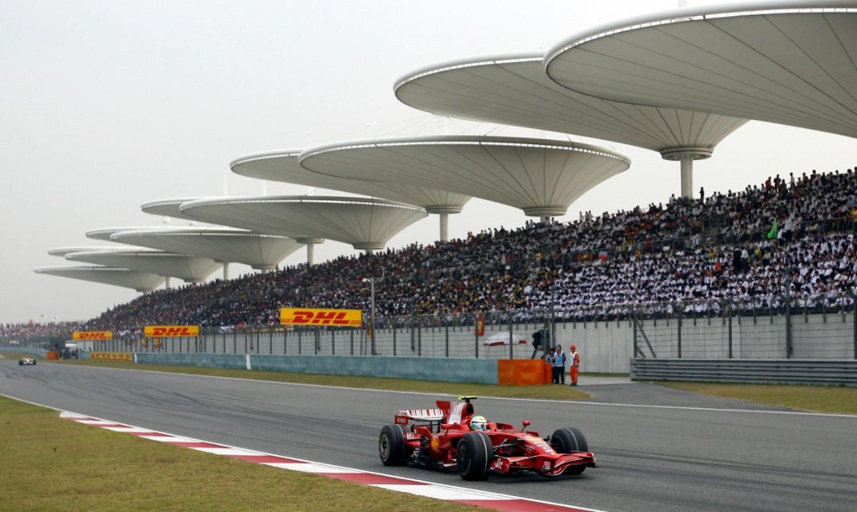 一级方程式调整赛历 中国大奖赛时间暂未确定