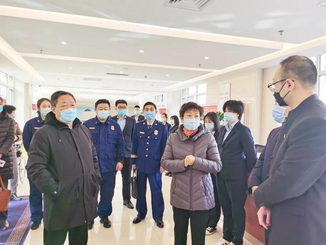 青岛市政府开展社会福利机构安全生产和疫情防控大检查