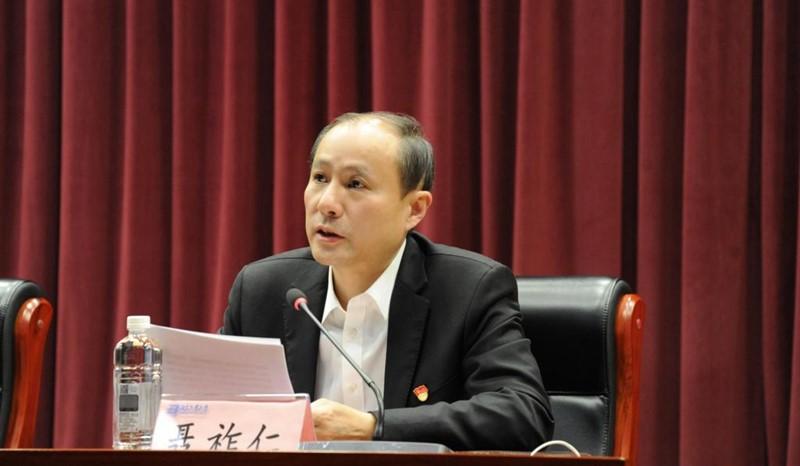 聂祚仁同志任北京工业大学校长