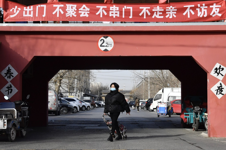 严防徒步进京、刷脸测温进村,记者探访农村防疫一线图片