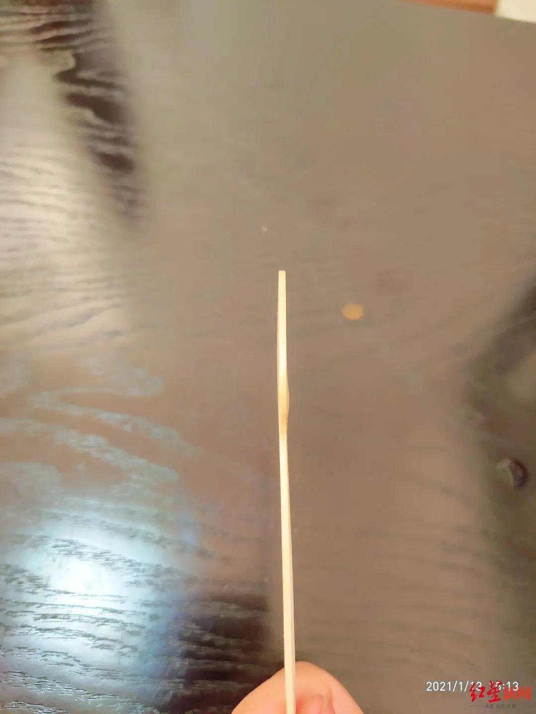 因限塑令肯德基改用木勺,网友吐槽:弧度极小,根本没法喝汤