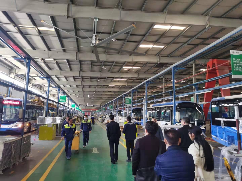 珠海市工业和信息化局组织开展货车非法改装专项整治联合检查