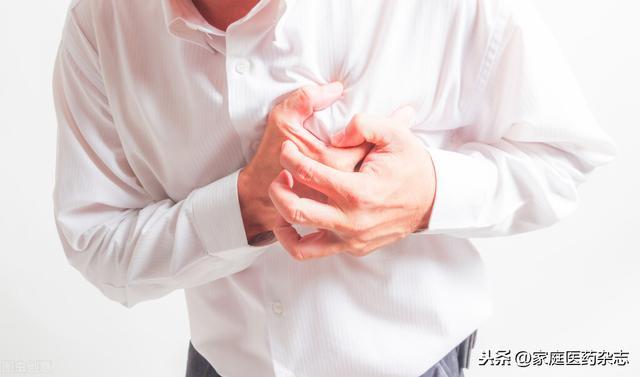冠心病常见7类用药