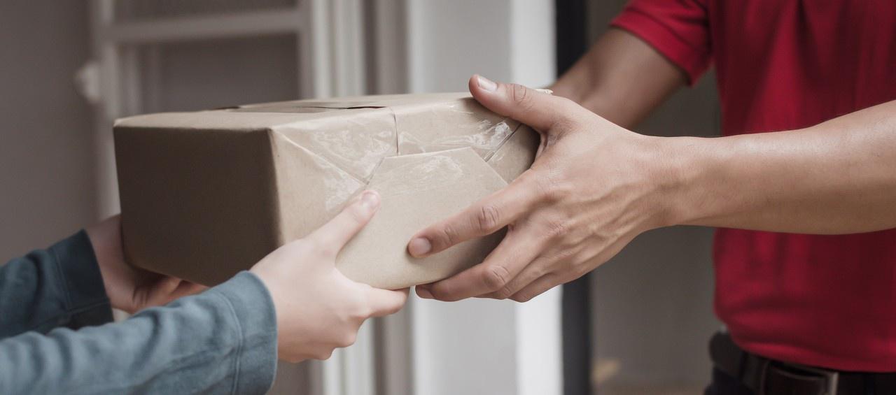 国家邮政局:2020年快递服务总体满意度得分76.7分