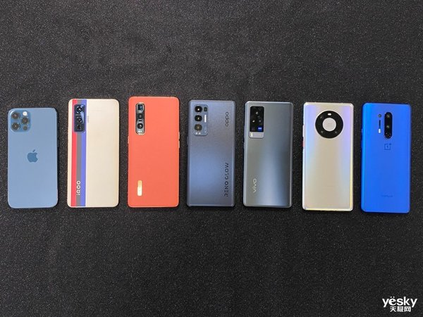 2020天极网年度旗舰手机横评(影像篇):实力不俗的影像系统