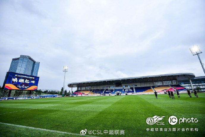 足协考察广州赛区 中超后两阶段有望恢复主客场制