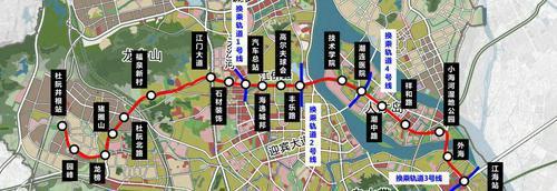 江门规划7条BRT线路,与轨道交通互补