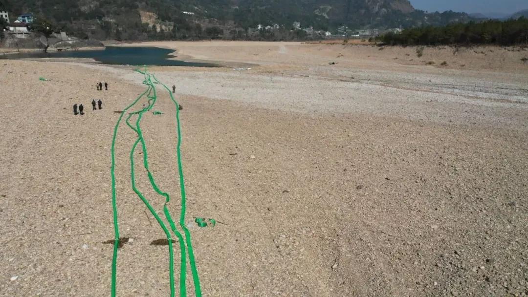 温州因旱情出现供水紧张:永嘉降压供水、乐清隔日供水