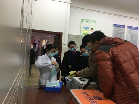 兴宁区市场监管局开展新冠疫苗专项检查 进一步规范新冠疫苗流通