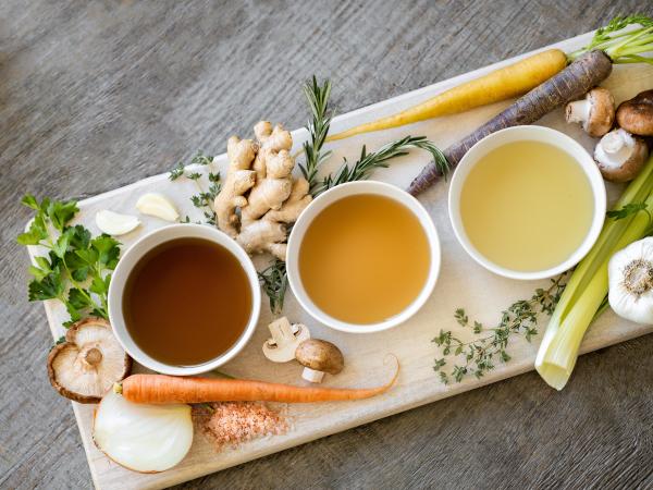 名中医应季养生食谱:三种肉四碗粥一杯养生茶
