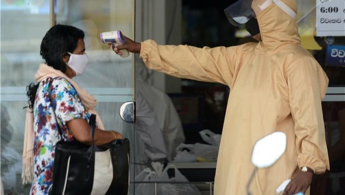 斯里兰卡报告发现变异病毒,系抵达科伦坡的英国公民感染