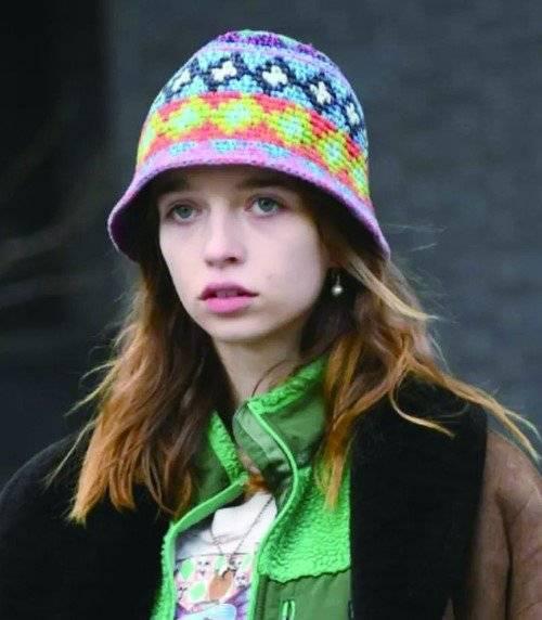 乐活时尚 ▏钟形帽,锁住今冬的优雅摩登