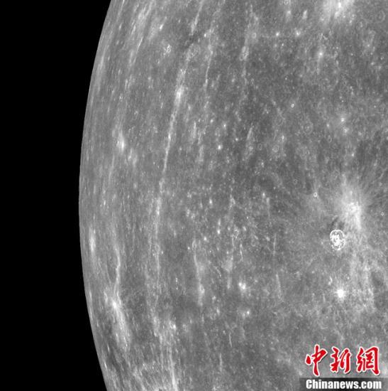 最新研究:水星收缩或小于此前估算 或保留更多原始内热