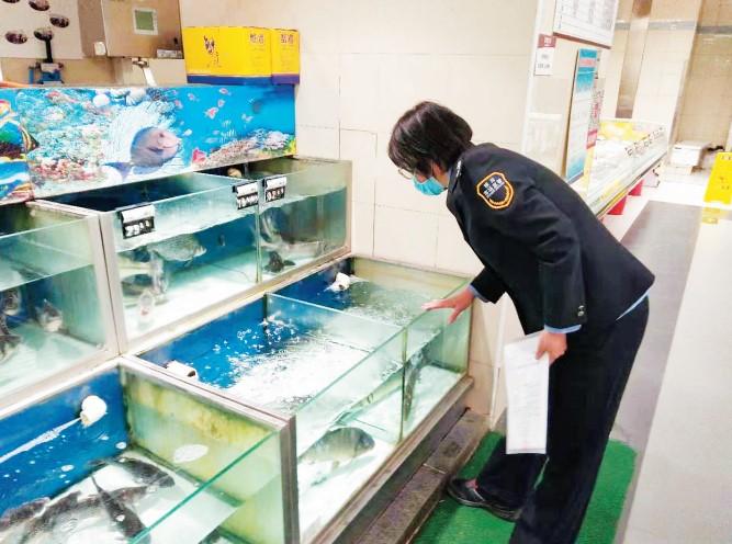 加州鲈冒充海鲈鱼  超市虚假宣传被处罚