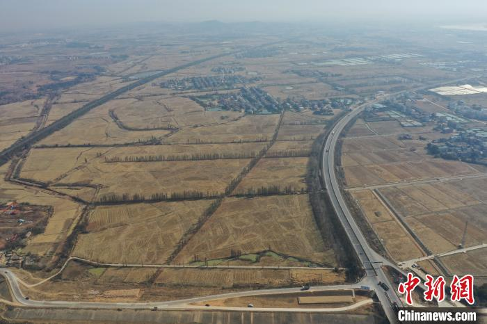 探访江西泉岭乡高标准农田:土地增效、农民增收