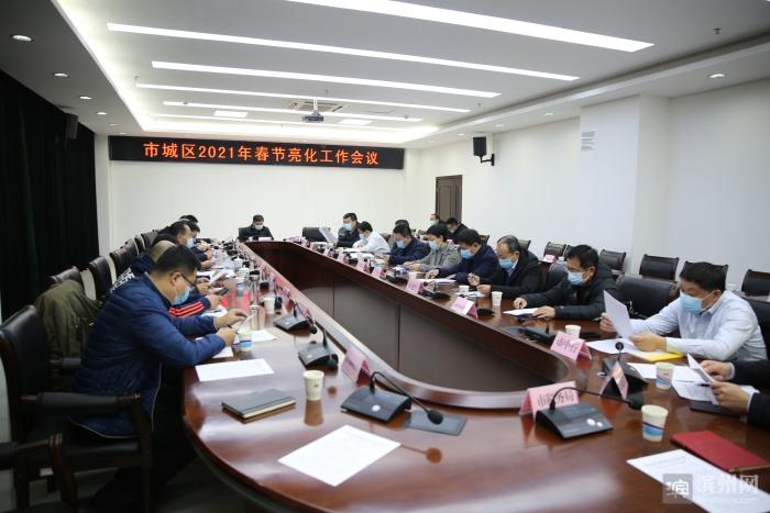 滨州城区春节亮化2月5日开启