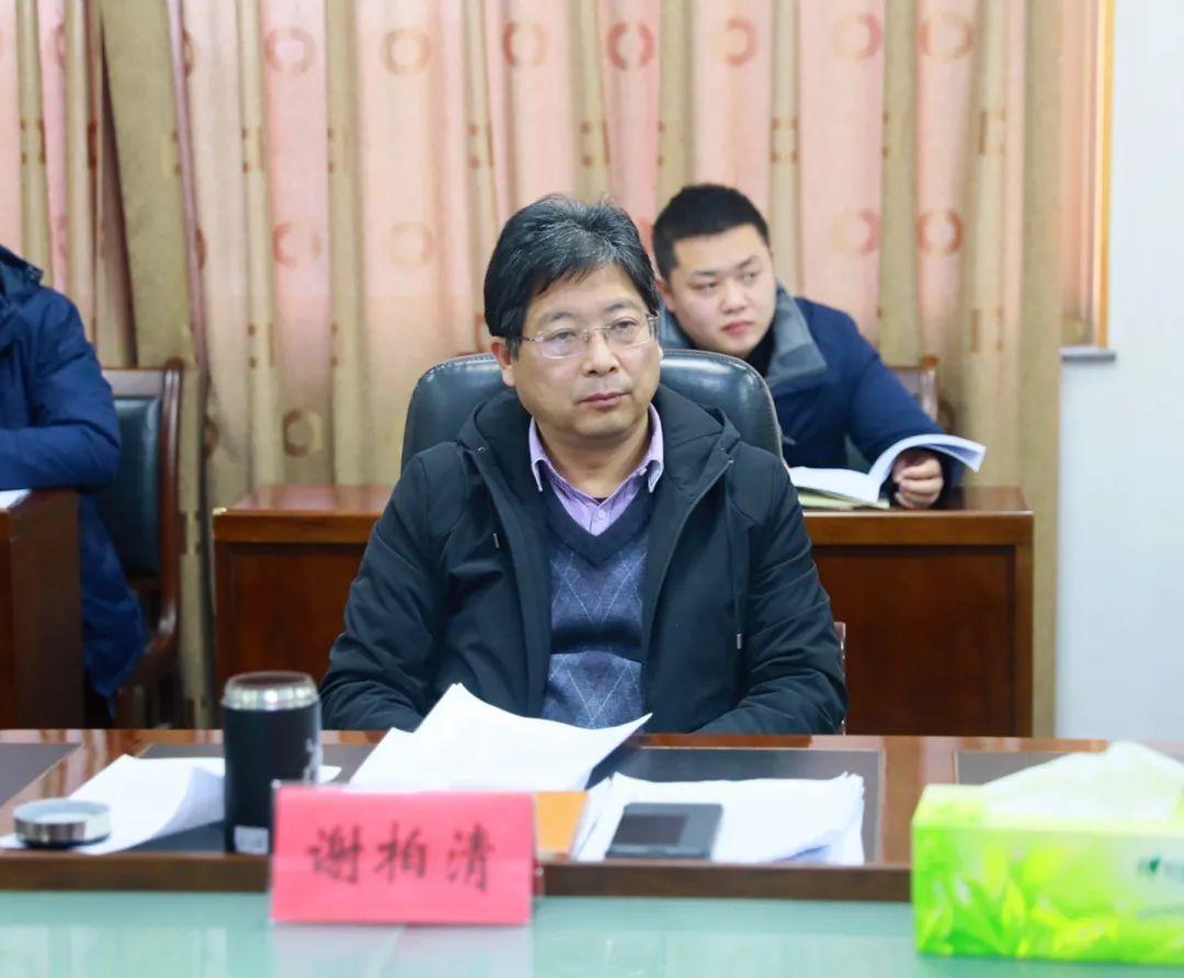 2021年弋阳县委机构编制委员会第一次会议召开 谢柏清主持陈敏出席