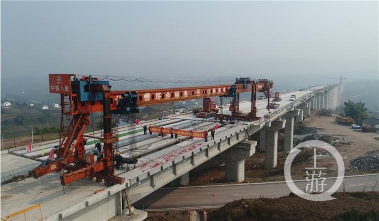 重庆铁路东环线又传好消息