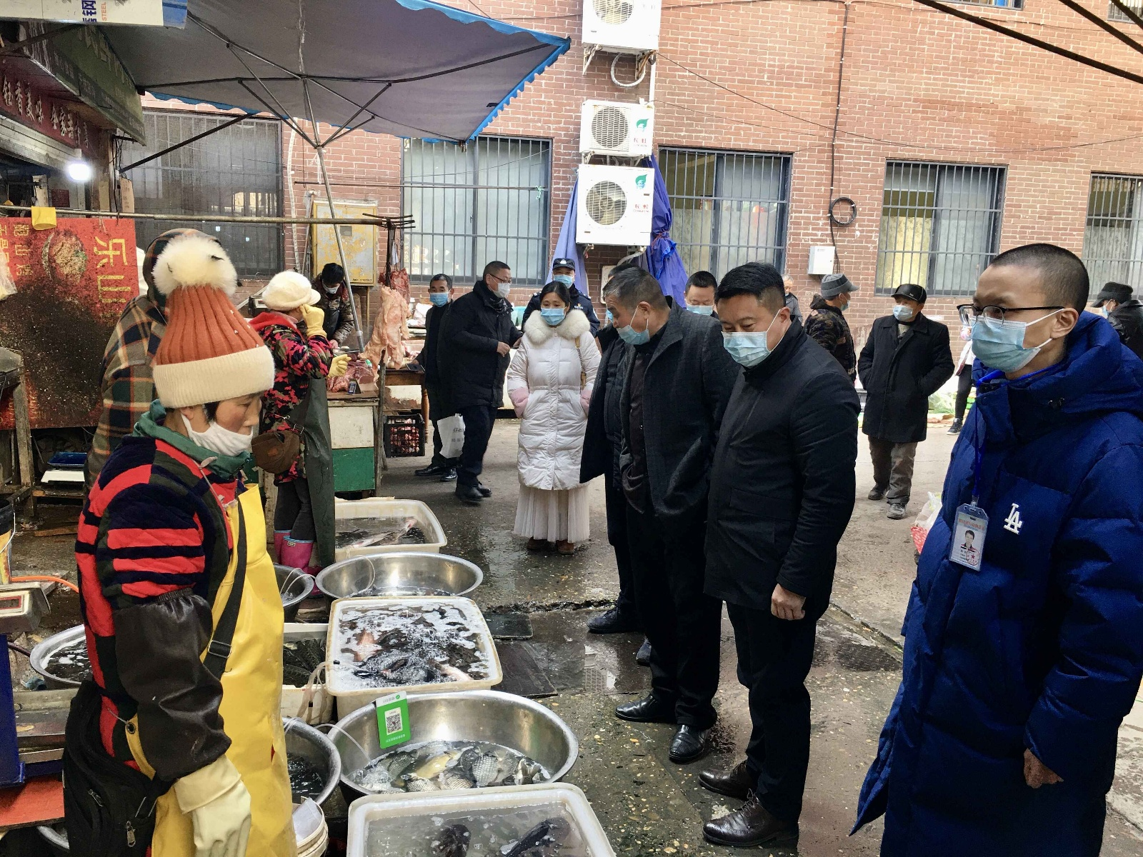 省联合执法检查工作组抵达遂宁开展长江流域禁捕水域联合执法检查