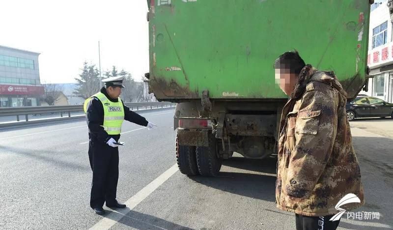 超速超载、涉牌涉证、非法改装……临沂公安严查违法重型货车、危化品运输车辆