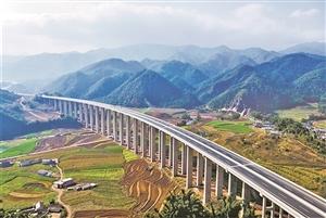 全省16个州市实现高速公路互联互通