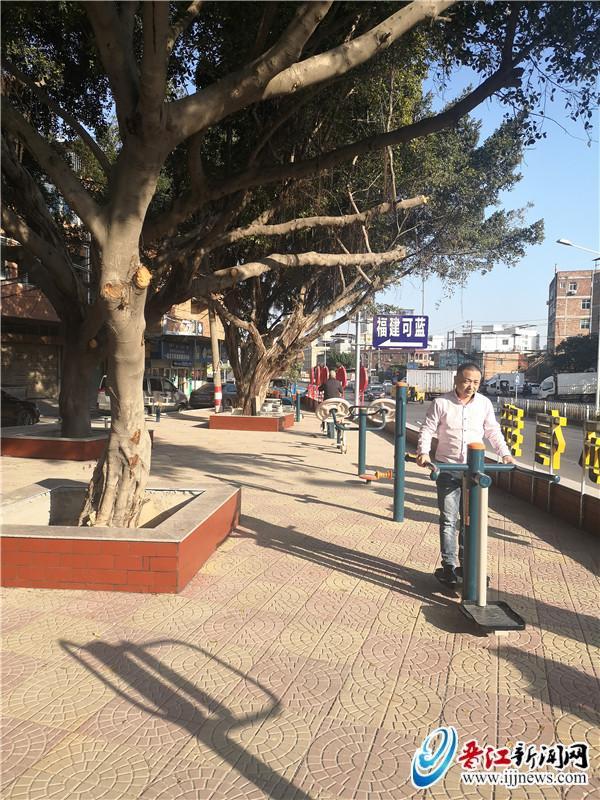 紧抓文明城市创建有利契机 池店仕春村增添一处公园