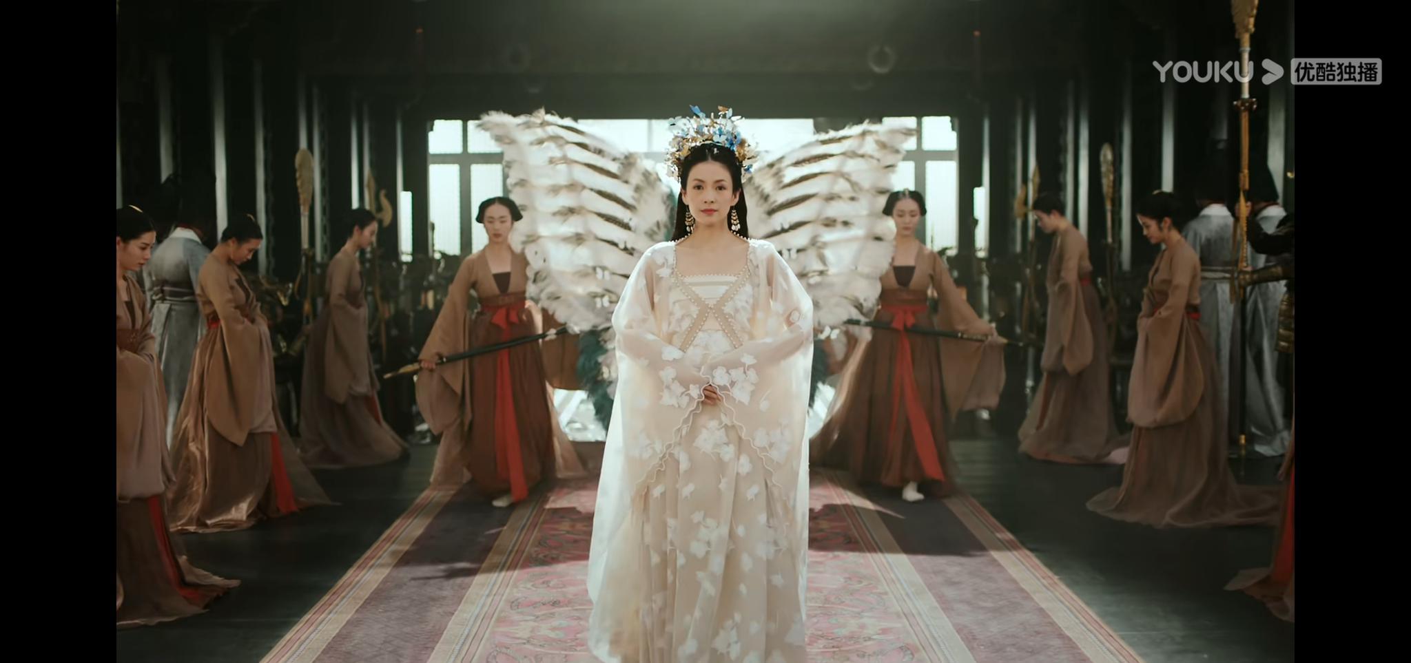 《上阳赋》开分5.8,38岁章子怡演15岁少女,演技能化解年龄尴尬吗?