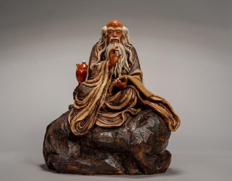 佛山陶艺大师黄志伟陶塑作品入选中国当代工艺美术双年展
