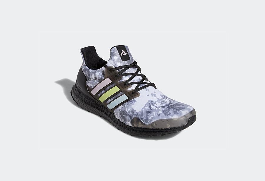 纯黑 Boost + 独特鞋面纹理!全新配色 Ultra Boost 即将发售!