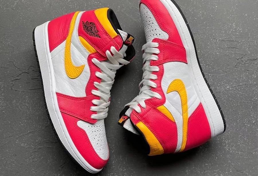 猛男必入的「糖果」配色!全新 Air Jordan 1 将于 6 月发售!