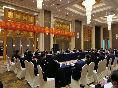 周志红参加监利市代表团审议时要求壮大产业优环境 建好市域副中心